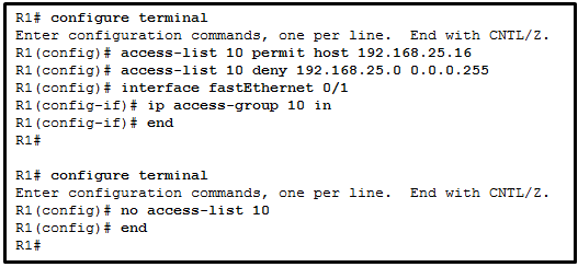 CCNA 3 v7 Modules 3 - 5: Network Security Exam Answers 2