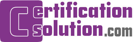 Certification Solution